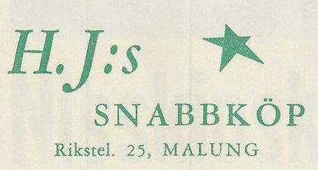 HJs snabbköp_logo