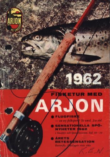 Arjon Fisketur med Arjon 1962