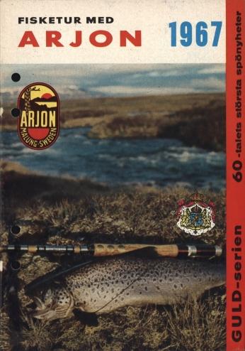 Arjon Fisketur med Arjon 1967