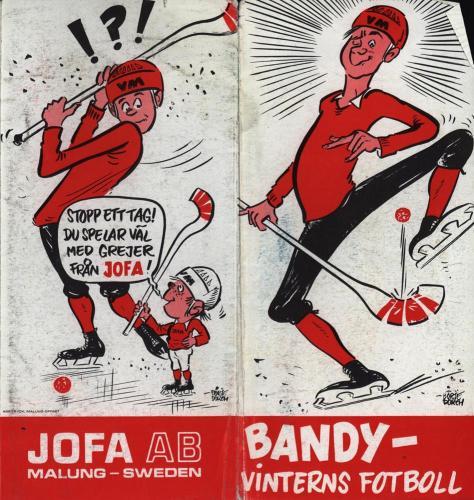 JOFA Oskar Bandy 0519_bandy pamflett