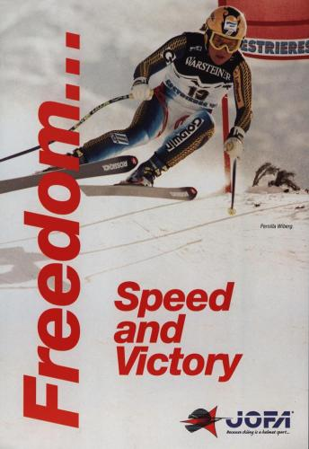 JOFA Volvo Alpint Freedom, speed and victory 0244