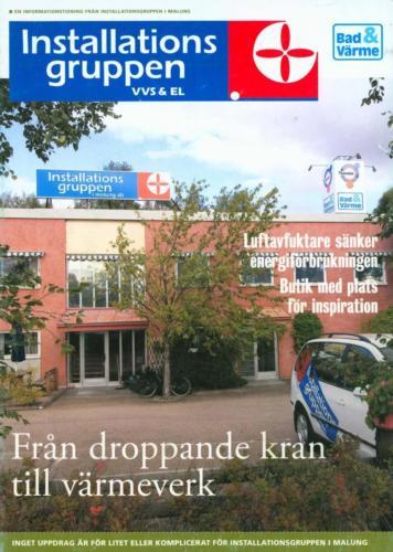 Informationstidning 2007 Blad01