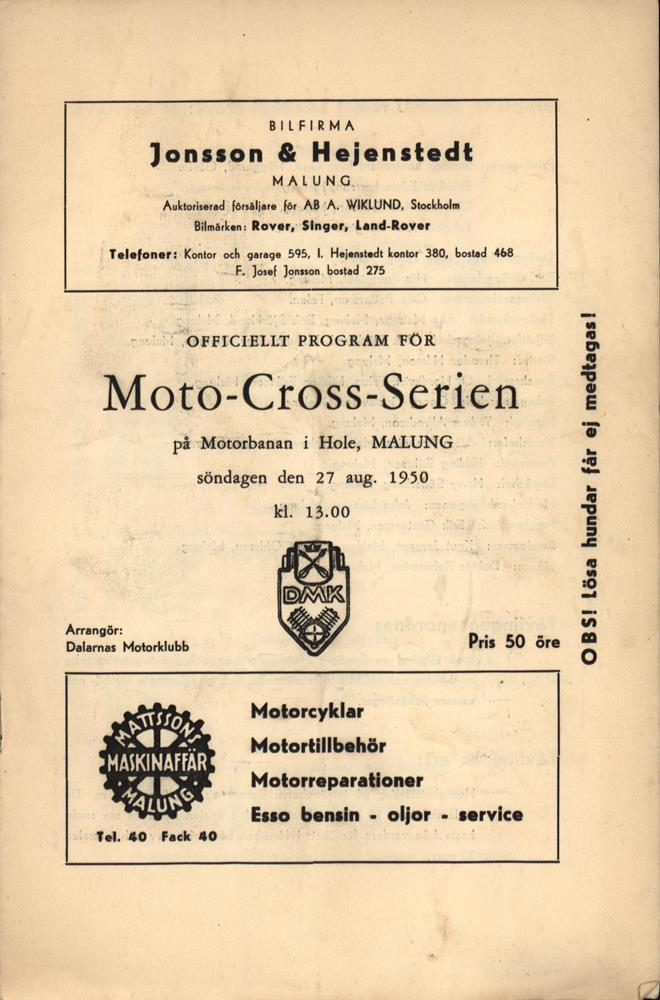 1950 Moto-cross Hole 01