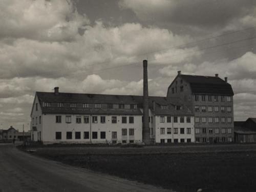 1939 Niss Oskar 30år_30 Fabriken från söder