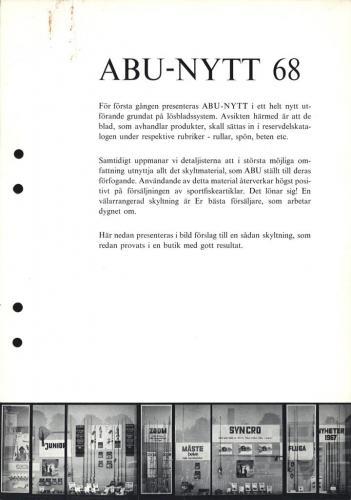 ABU-Nytt 1968 blad01