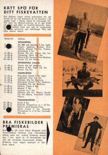 Arjon Fisketur med Arjon 1962 Sid09