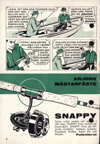Arjon Fisketur med Arjon 1962 Sid10