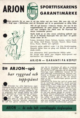 Arjon Fisketur med Arjon 1962 Sid15