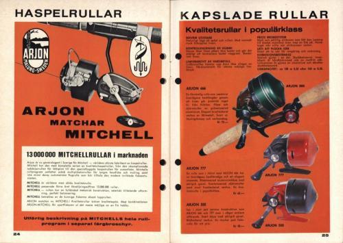 Arjon Fisketur med Arjon 1968 Blad13