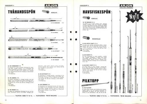 Arjon Huvudkatalog 1970 Blad06