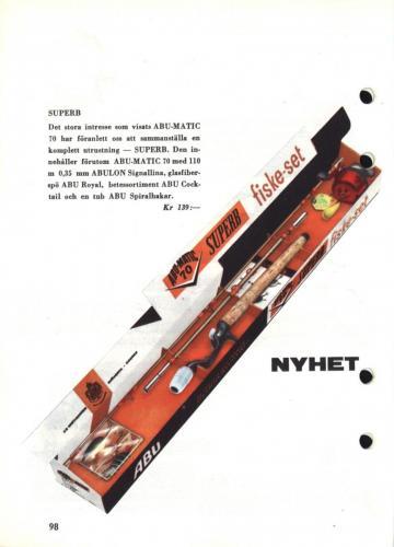 Arjon Napp och nytt 1961 Blad102