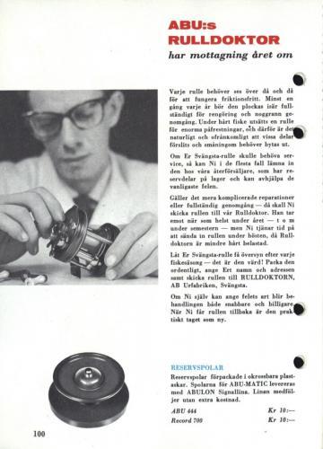 Arjon Napp och nytt 1961 Blad104