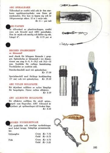 Arjon Napp och nytt 1961 Blad109