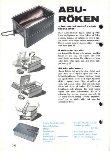 Arjon Napp och nytt 1961 Blad110