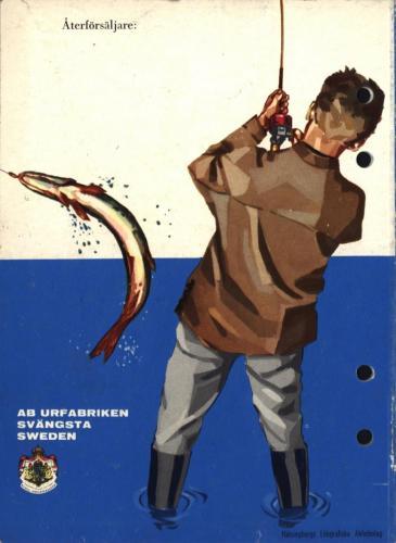 Arjon Napp och nytt 1961 Blad114