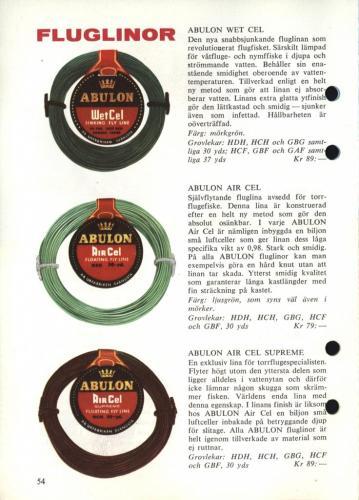 Arjon Napp och nytt 1962 Blad056