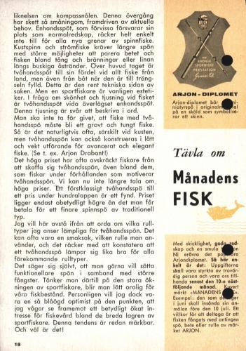 Arjon På fisketur med Arjon 1960 Blad21