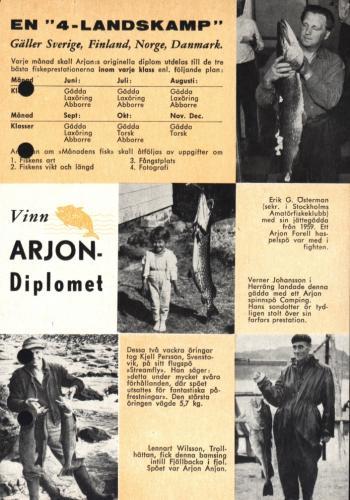 Arjon På fisketur med Arjon 1960 Blad22