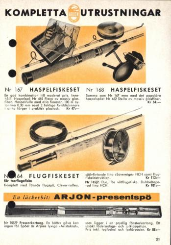 Arjon På fisketur med Arjon 1960 Blad24