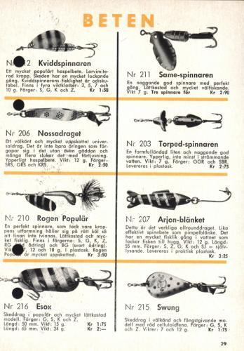 Arjon På fisketur med Arjon 1960 Blad32