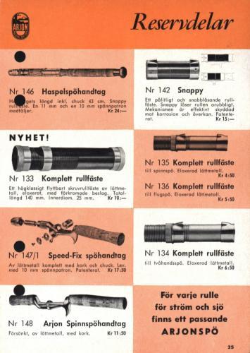 Arjon På fisketur med Arjon 1961 sid28