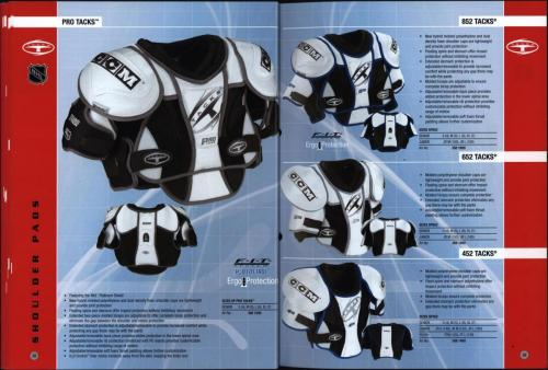 CCM Jofa hockey equipment 2004 Blad17