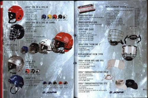 CCM Jofa hockey equipment 2004 Blad31