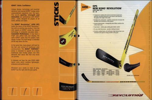 CCM Jofa hockey equipment 2004 Blad45