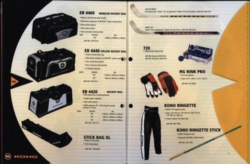 CCM Jofa hockey equipment 2004 Blad51