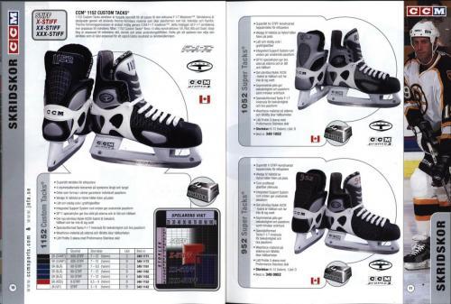 Ccm jofa koho hockeyutrustning 2002 Blad05
