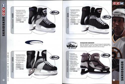Ccm jofa koho hockeyutrustning 2002 Blad08