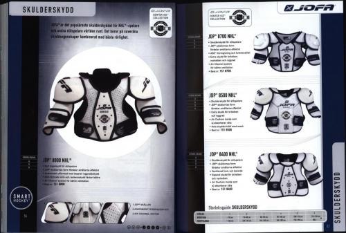 Ccm jofa koho hockeyutrustning 2002 Blad28