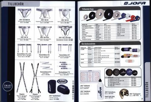 Ccm jofa koho hockeyutrustning 2002 Blad34