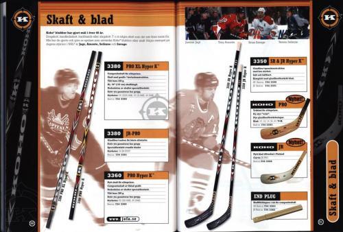 Ccm jofa koho hockeyutrustning 2002 Blad40