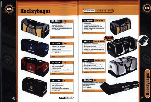 Ccm jofa koho hockeyutrustning 2002 Blad47