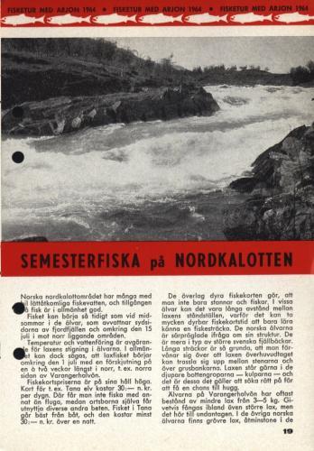 Fisketur med Arjon 1964 Sid19