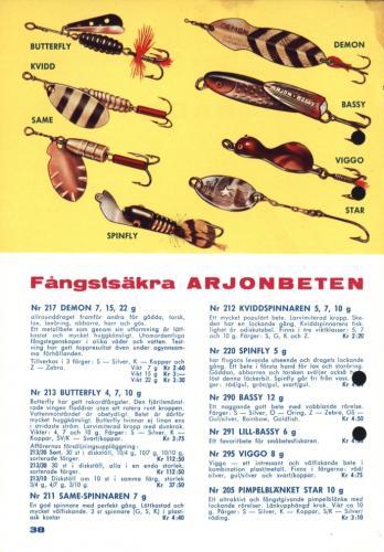 Fisketur med Arjon 1964 Sid38