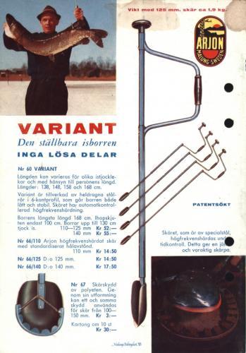 Fisketur med Arjon 1964 Sid40