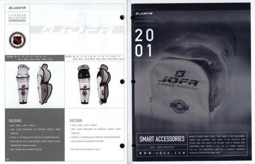 JOFA-katalog Canada 2001 Blad16
