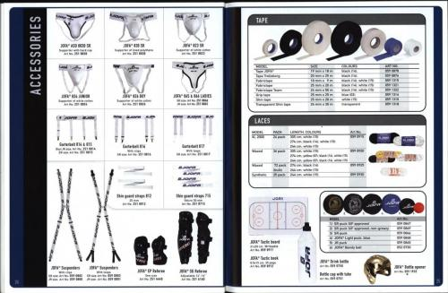 JOFA smart 2001 ice hockey eqipm 13