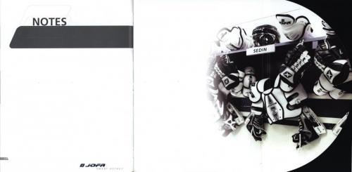 JOFA smart hockey 2004 equipm 20