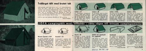 Jofa 1961 Campingguide 05