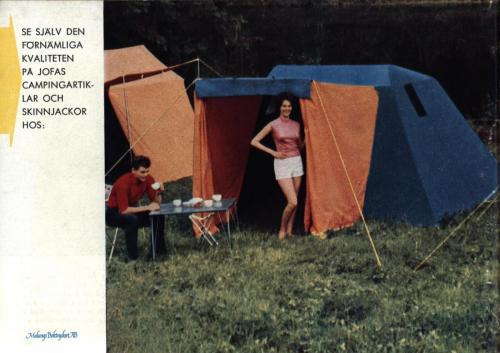 Jofa 1961 Campingguide 15