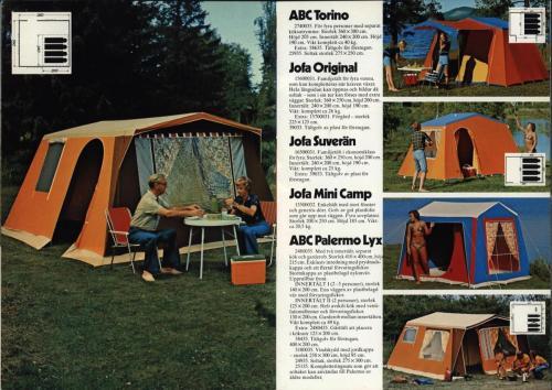 Jofa ABC Camping 06