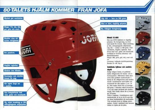Jofa Hockey 1981-82 blad02