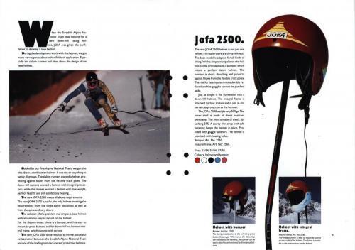 Jofa alpine helmets 02