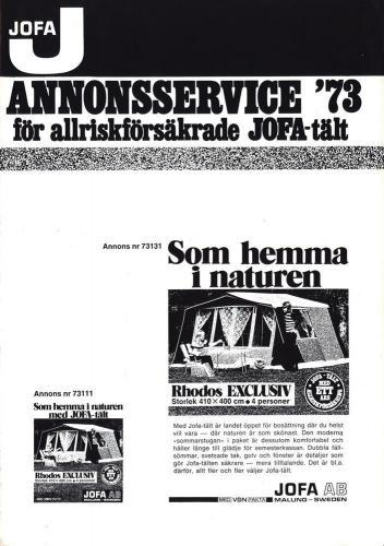 Jofa annonsservice 01