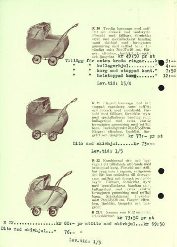 Jofa barnvagnar 02