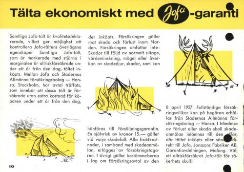 Jofa camping 1965 Blad10