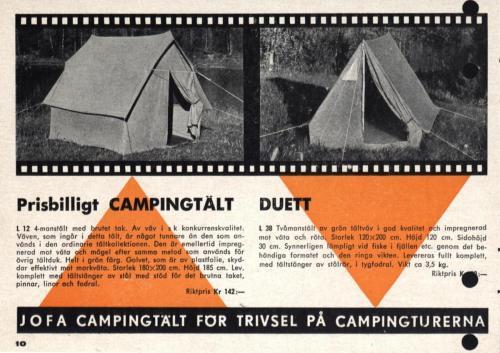 Jofa campingguide 1963 Blad10